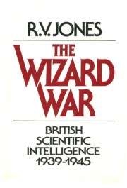 The Wizard War, Jones R V