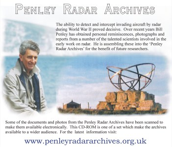 Penley Radar Archives CD-ROM