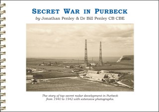 Secret War in Purbeck - cover image.